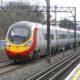 Britanija traukiniai