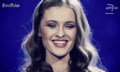Lietuvai 'Eurovizijoje' atstovaus Ieva Zasimauskaitė