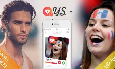 Dating app in France - Ys.lt