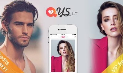 App de rencontre. Dating app ys.lt