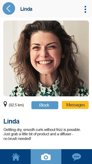 Zingr profile design