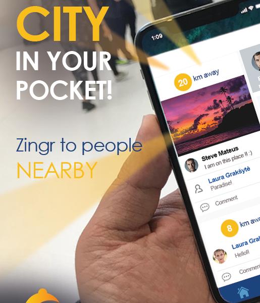 chat friends app zingr