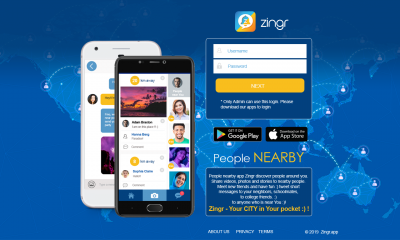 People nearby app Zingr