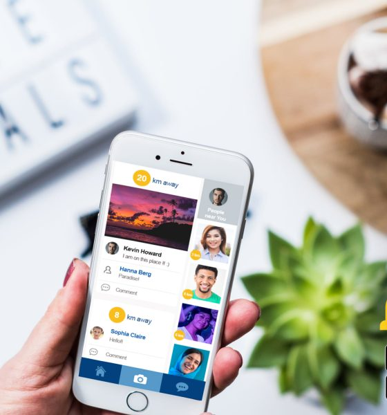 the best social IOS apps to meet people is ZINGR.