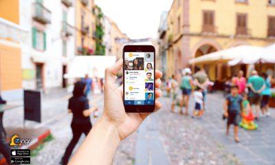 Neighbours next door Zingr social app helps to communicate