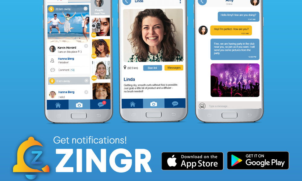 Best apps to socialize ZINGR