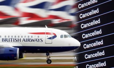 canceled british flights