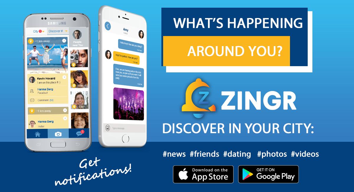 App to make friends in London